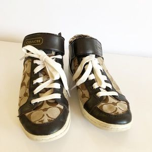 Sz6 Coach sneakers